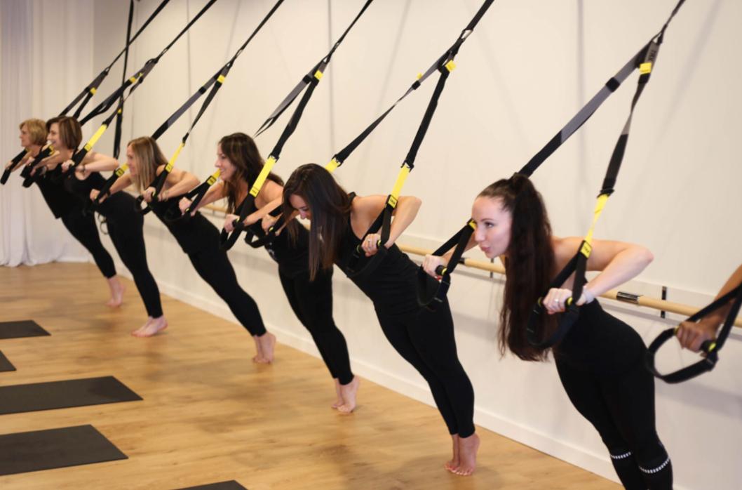 HIIT the Pilates Barre - Yoga Pilates Barre